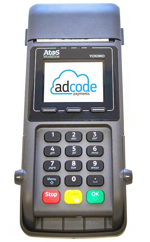 AdCode maksupääte